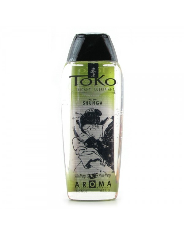 Toko Aroma Flavored Lubricant 5.5oz/163ml in Melon Mango