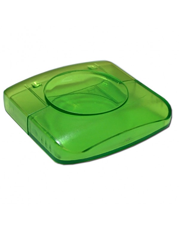Condom Compact in Green