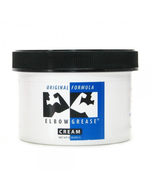 Elbow Grease Original Cream - Oil Based Lubricant in 9oz/255g