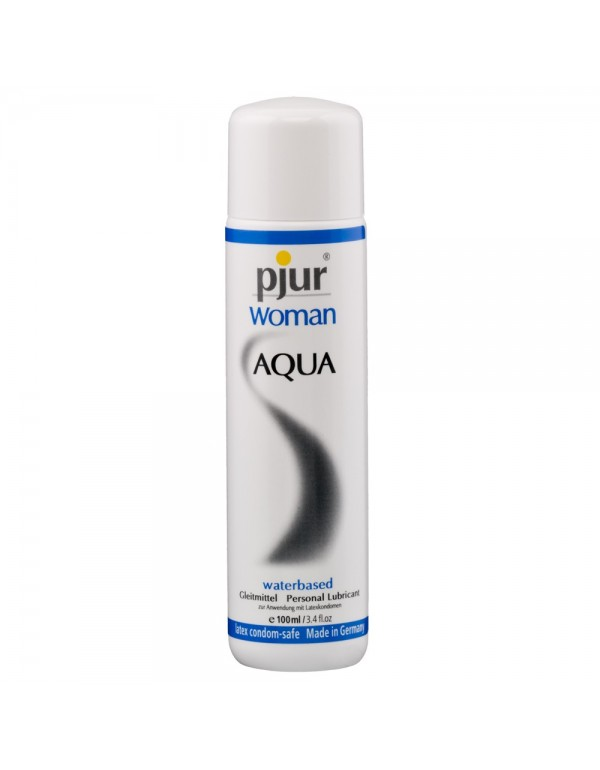 Pjur Woman Aqua in 3.4oz/100ml