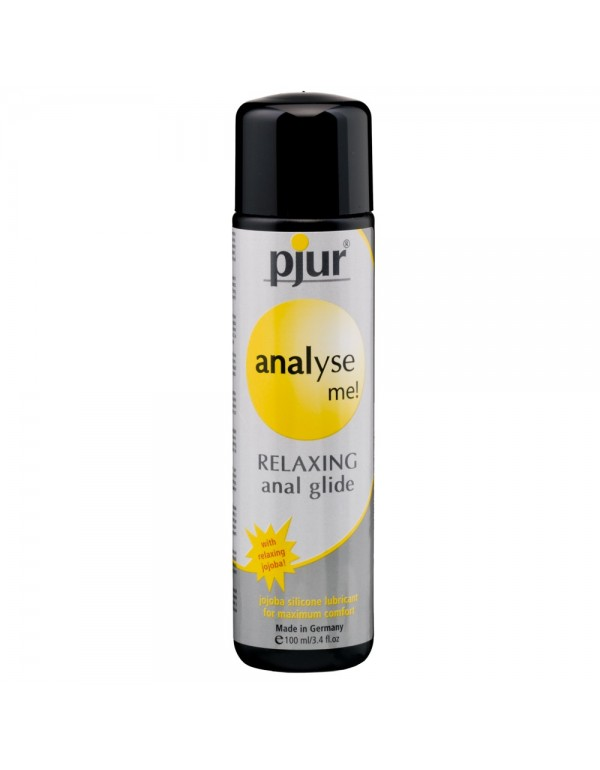 Pjur Analyse Me! Relaxing Anal Glide in 3.4oz/100ml