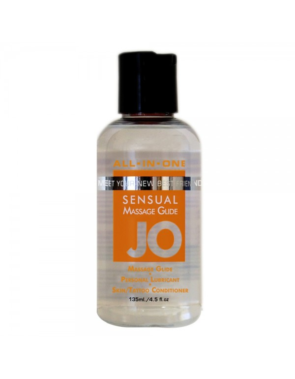 System Jo All in One Citrus Massage Glide in 4oz/120ml