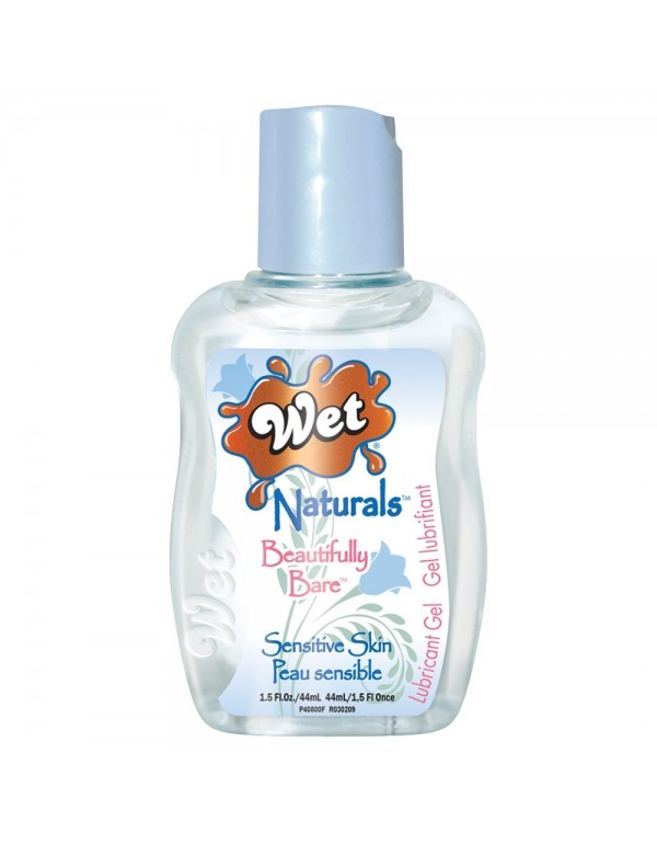 Wet Naturals Body Glide 44ml in Beautifully Bare