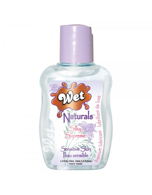 Wet Naturals Body Glide Personal Lubricant 44ml in Silky Supreme
