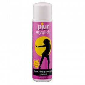 Pjur My Glide! Warming Personal Lubricant in 3.4oz/100ml