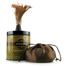Kama Sutra Honey Dust in Chocolate Caress 8oz/200g