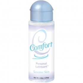 Wet Comfort Lubricant for Sensitive Skin in 5oz/136ml