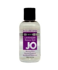 System Jo All in One Lavender Massage Glide in 4oz/120ml