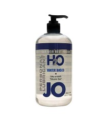 System Jo H2O Personal Lubricant in 16oz/480ml