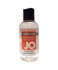System Jo All in One Warming Massage Glide in 4oz/120ml