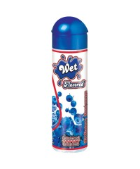 Wet Flavored Body Glide 3.5oz/103ml in Blueberry