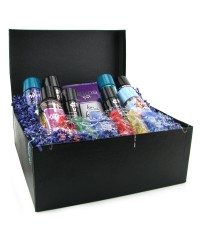 Wet Gift Basket - Lubricants, Shave Cream & Massage Oil